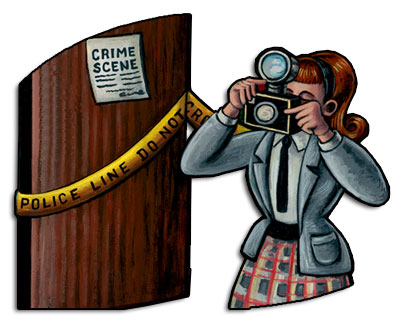 Crime Scene Photo & Video